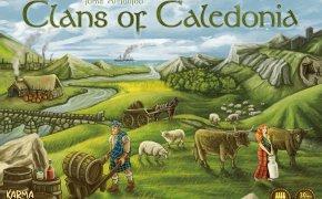 Clans of Caledonia: copertina