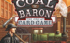 Coal Baron Card Game copertina