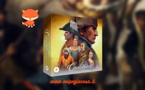 Coalitions su Kickstarter: Pendragon si occupa della localizzazione