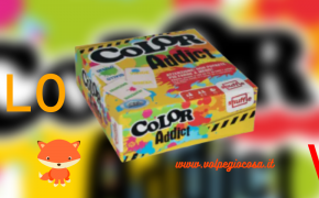 Color Addict: quando colori e parole si mescolano