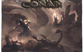 Conan: copertina di Stygia