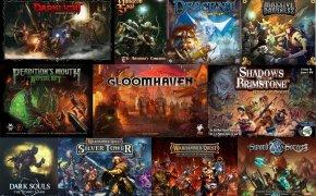 dungeon crawler: copertina