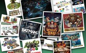 Kalcio d'inizio! I Kickstarter sui giochi da tavolo di gennaio - febbraio '18