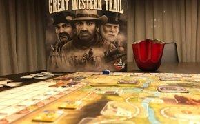 [Solo sul mio tavolo] Great Western Trail