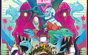 Dinosaur Island, un Jurassic Park sul vostro tavolo