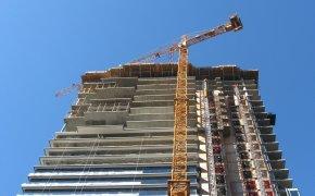 costruzione in corso