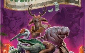 Counterfeiters: copertina