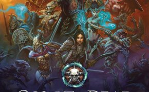 Court of the Dead: copertina