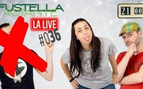 Fustella Rotante – LA LIVE #036 – 21/06/2021 – Ospite Matteo Lupetti – Horrified