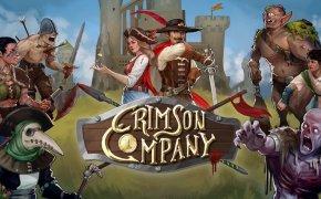 Crimson Company anteprima di un Kickstarter