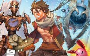 Custom Heroes: copertina