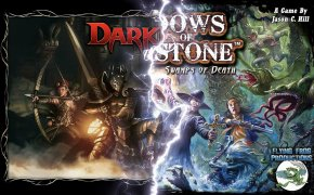 Darklight vs Brimstone: copertina