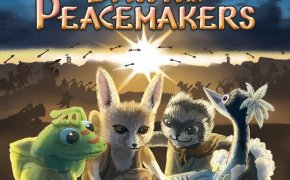 Dawn of Peacemakers: copertina