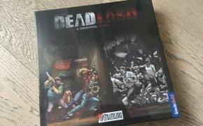 Scatola del gioco Deadland