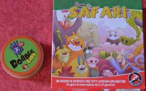 Dobble e Il Mio Safari