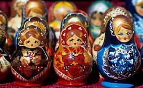 matrioske russia