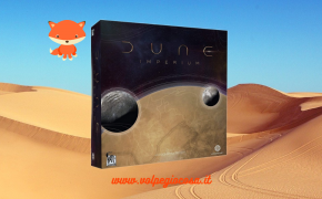 Dune Imperium: volare ad Arrakis e controllare la spezia