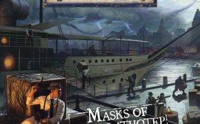 masks of Nyarlathotep cover
