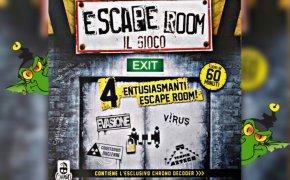 Finalmente sui nostri tavoli Escape Room: il Gioco