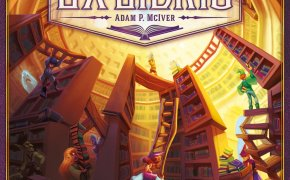 Ex Libris: copertina