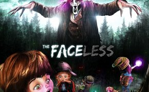 The Faceless: copertina