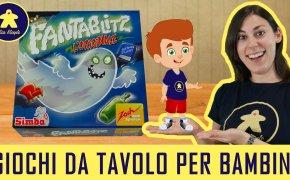 Fantablitz – Gioco da Tavolo per Bambini e Ragazzi – 8+ anni