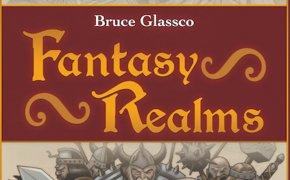 Fantasy Realms: copertina