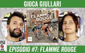 Gioca Giullari Flamme Rouge