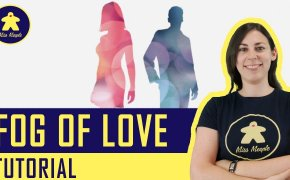 Fog of Love Tutorial – Gioco da Tavolo per Due – La ludoteca #77