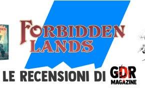 Forbidden Lands: il fascino dell'avventura !