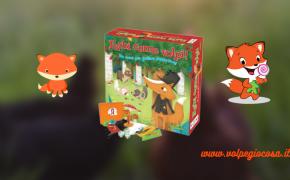 Furbi come Volpi: un divertente deduttivo per i più piccoli