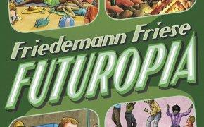 Futuropia: copertina