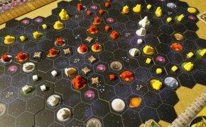 Gaia Project: partita a tre