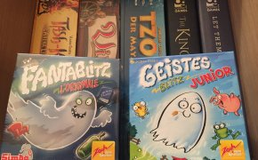 Geistesblitz Junior scatola