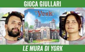 Gioca Giullari Le Mura di York