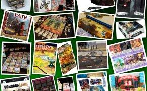 Per Kalcio d'inizio, le campagne di maggio-giugno 2917 di giochi da tavolo su Kickstarter