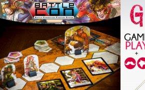 Gameplay BattleCON | Fight!!!