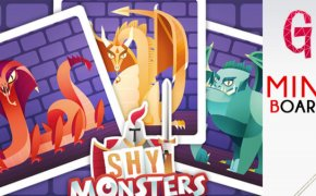 Miniboard #31 | Shy Monsters