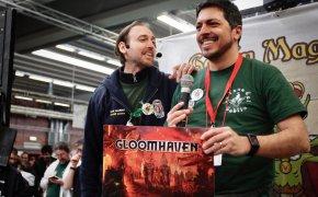Gloomhaven premiato al Magnifico