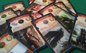 Guilds Carte personaggio