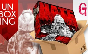 Hate unboxing