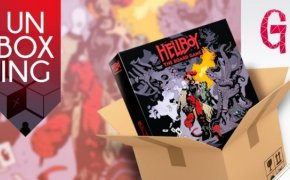 Unboxing Hellboy