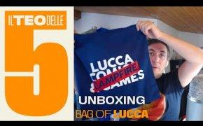 Guardiamo insieme dentro la Bag of Lucca 2021! - Il Teo delle cinque #59