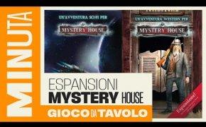 Ritorno a Tombstone e La base abbandonata (espansioni Mystery House) - Recensioni Minute [397]