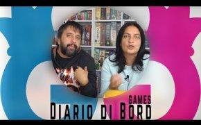 Diario di Bord...Games! 8-14 Ottobre 7 giochi da tavolo giocati Vlog#128