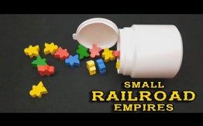 SMALL RAILROAD EMPIRES - Le Pillole del Meeple