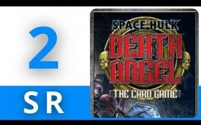Space Hulk Death Angel - Il gioco di carte - Setup & Regolamento