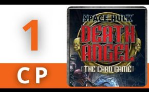 Space Hulk Death Angel - Il gioco di carte - Componenti & Panoramica