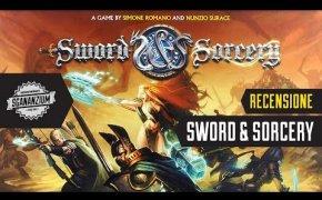 Sword & Sorcery - Anime Immortali + Portale Arcano - Recensione Gioco da tavolo