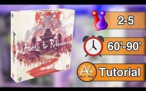 Tutorial - Battle for Rokugan (ITA)
